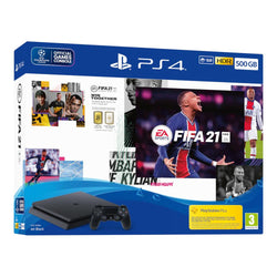 EA SPORTS FIFA 21 500GB PS4 Bundle