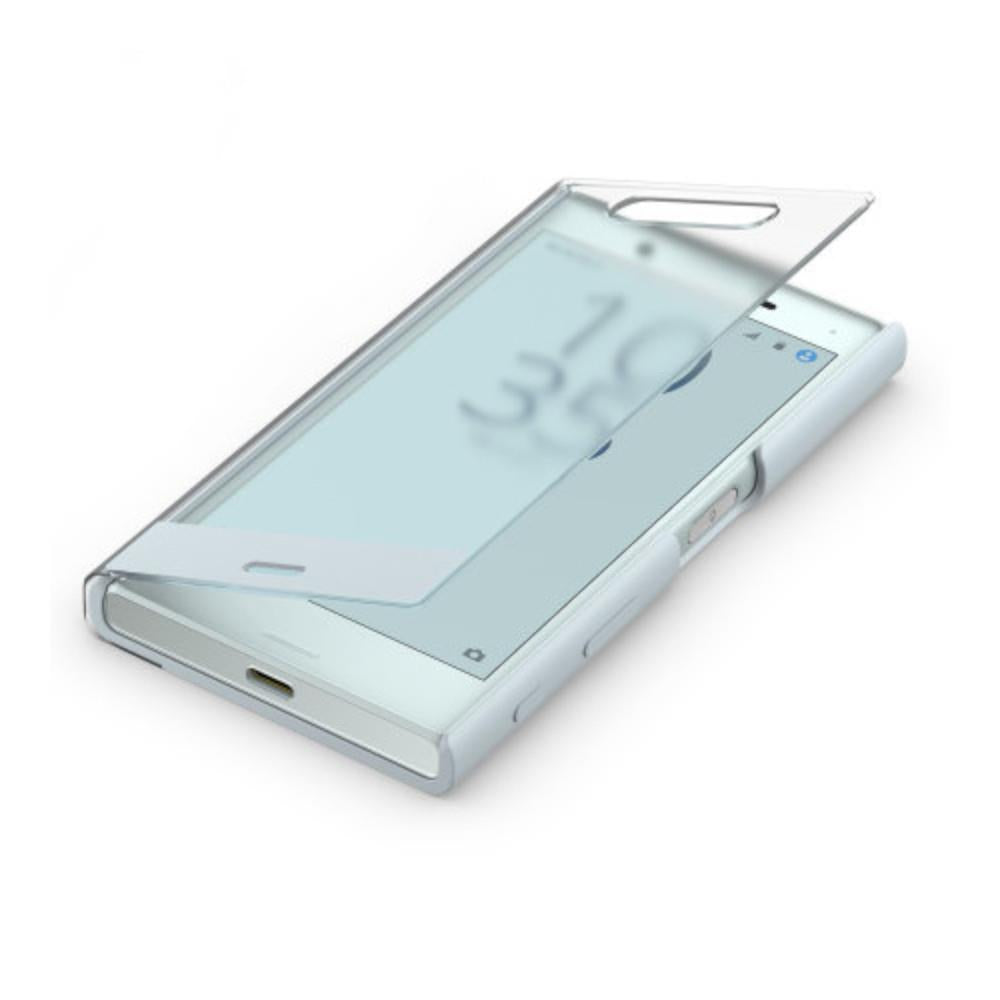 Sony Xperia X Compact SCSF20 Style Cover Stand - Mist Blue