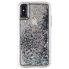 Case-Mate Naked Waterfall Case - iPhone X - Iridescent