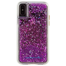 Case-Mate Naked Waterfall Case - iPhone Xs - Magenta