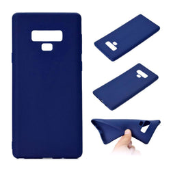 Samsung Galaxy Note 9 Silicone Cover - Blue