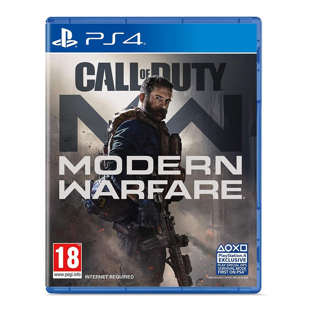 Call of Duty: Modern Warfare - PS4