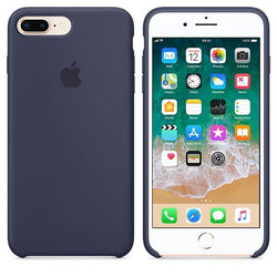 Apple iPhone 7 Plus Silicone Case - Midnight Blue