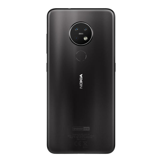 Nokia 7.2 (2019) - UK Model - Dual SIM / Charcoal / 64GB + 4GB