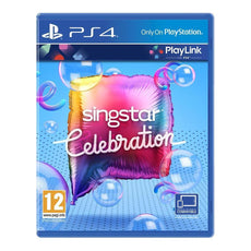 SingStar Celebration - PlayLink - PS4