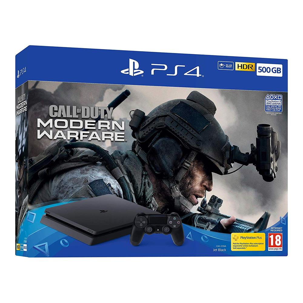 Call of Duty: Modern Warfare PS4 500GB Bundle