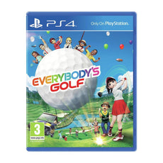 Everybodys Golf - PS4
