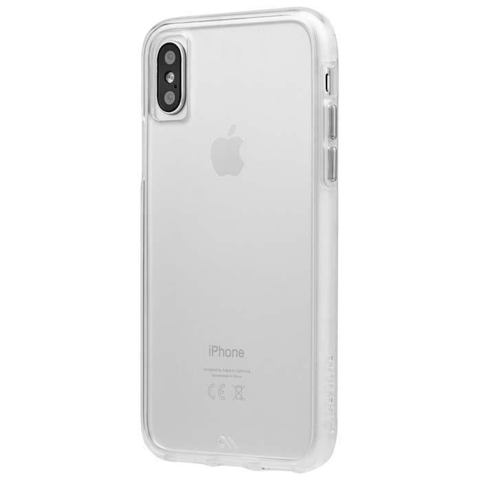 Case-Mate Naked Tough Case - iPhone X - Clear