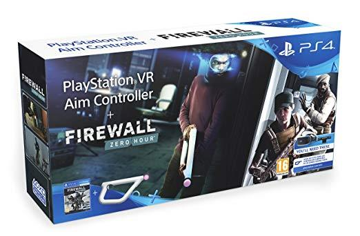 Firewall VR With Aim Controller - PS4
