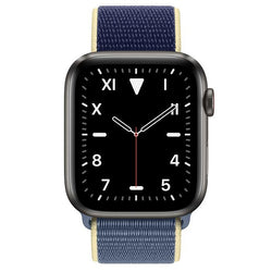 Apple Watch Series 5  - Space Black Titanium Edition - Sport Loop