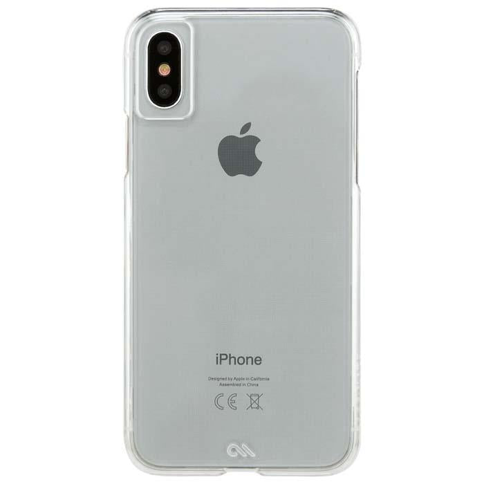 Case-Mate Barely There Case - iPhone X - Clear