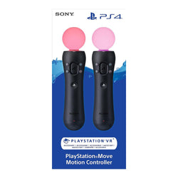 PS VR Move Controllers - Twin Pack