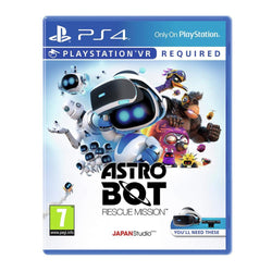 Astro Bot Rescue Mission - PS4 - PS VR