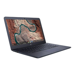 "HP 14"" Chromebook - AMD A4 - 32 GB eMMC - Blue"