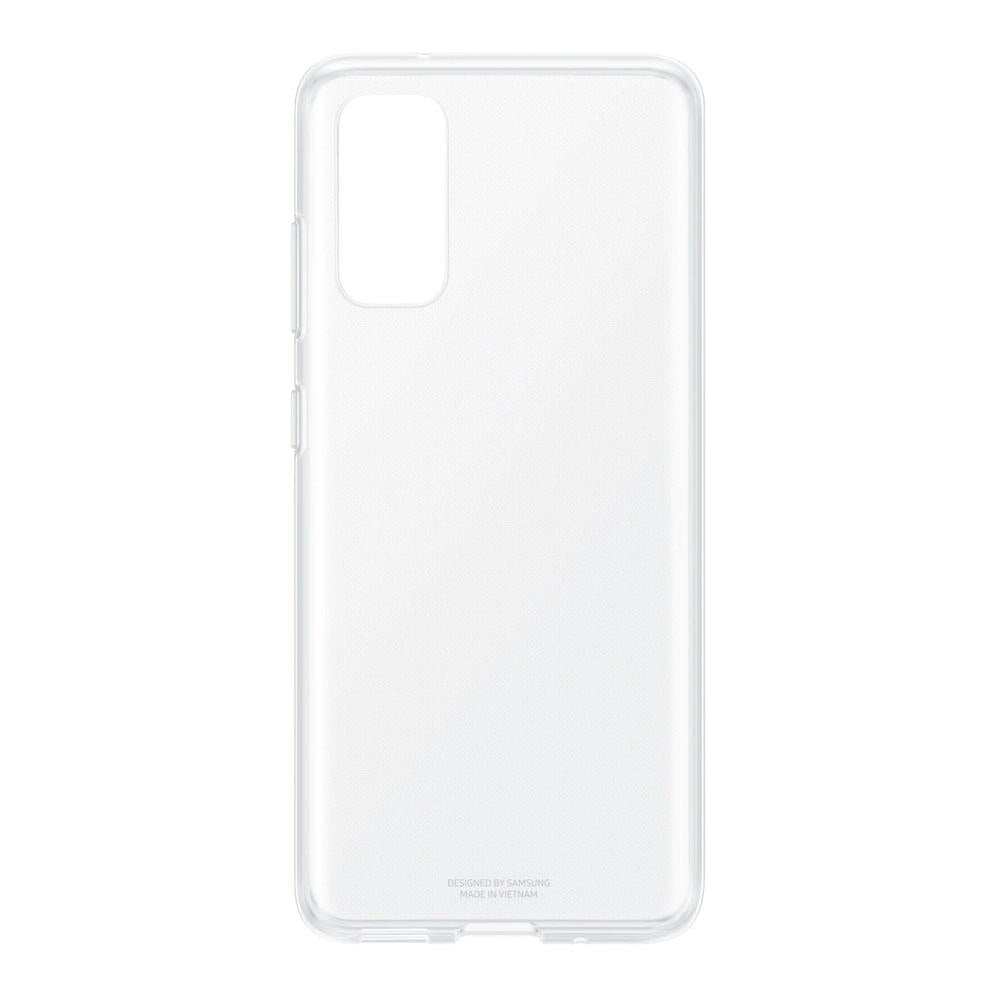 Samsung Galaxy S20 Clear Cover - Tansparent