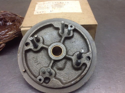 Halftrack Commutator Starter End Plate | NOS Delco Remy