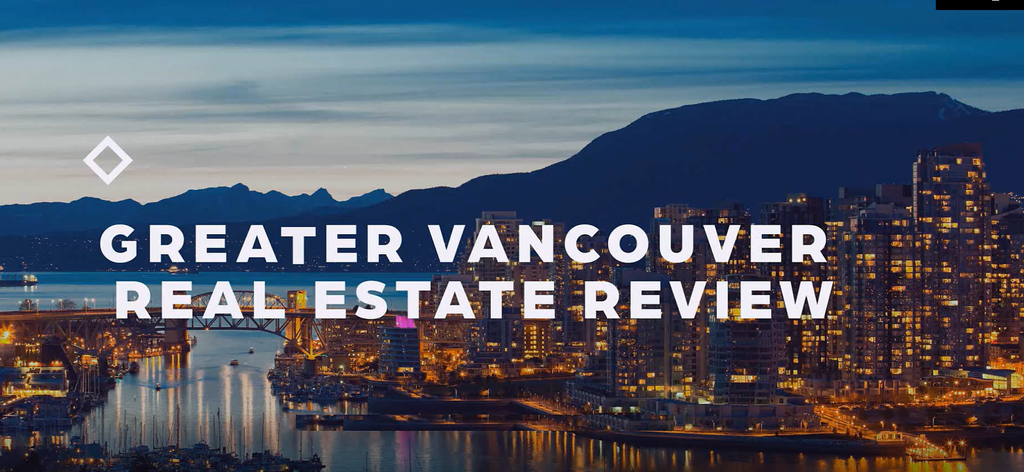 January '20 Greater Vancouver Real Estate Review - December Results