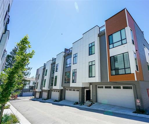 136 -16433 19 AVENUE, South Surrey - 2BR + den Townhouse - Brand New, No GST