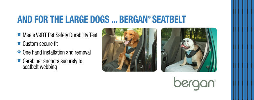 My Doggie Seatbelt - The Best Dog Seat Belt Harness For Small And Large Dogs