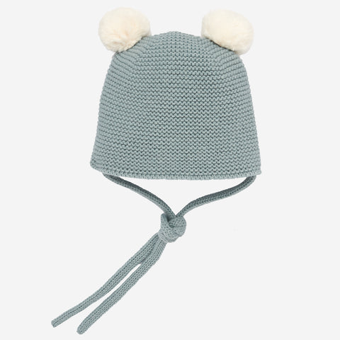Polar Knit Baby Hat