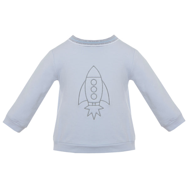 Boy's Rocket Sweatshirt