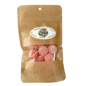 100g Pouch of Mega Sour Sweets