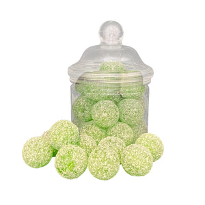Load image into Gallery viewer, Mega Sour Apple Sweets in Jars