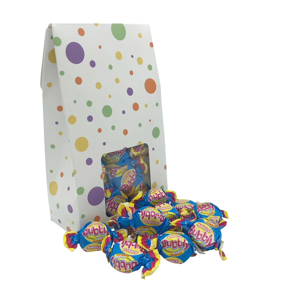 200g Anglo Bubbly Sweet Gift Box