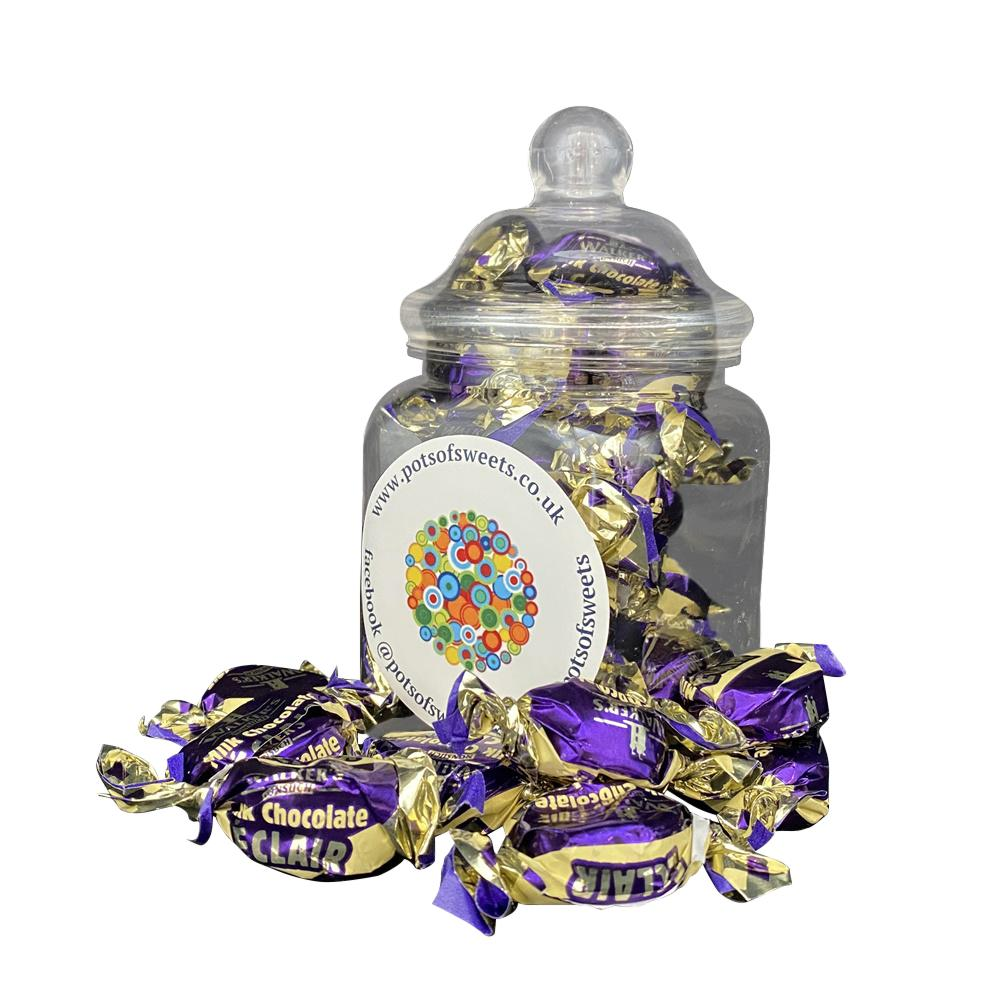 Individually Wrapped Walkers Nonsuch Milk Chocolate Eclairs