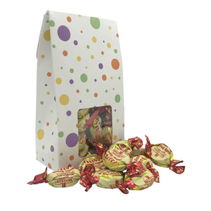 200g Walkers Individually Wrapped Nutty Brazil Toffees Sweet Gift Box