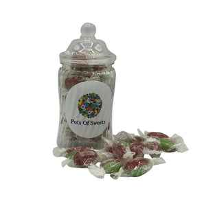 Individually Wrapped Apple and Damson Hard Boiled Sweets