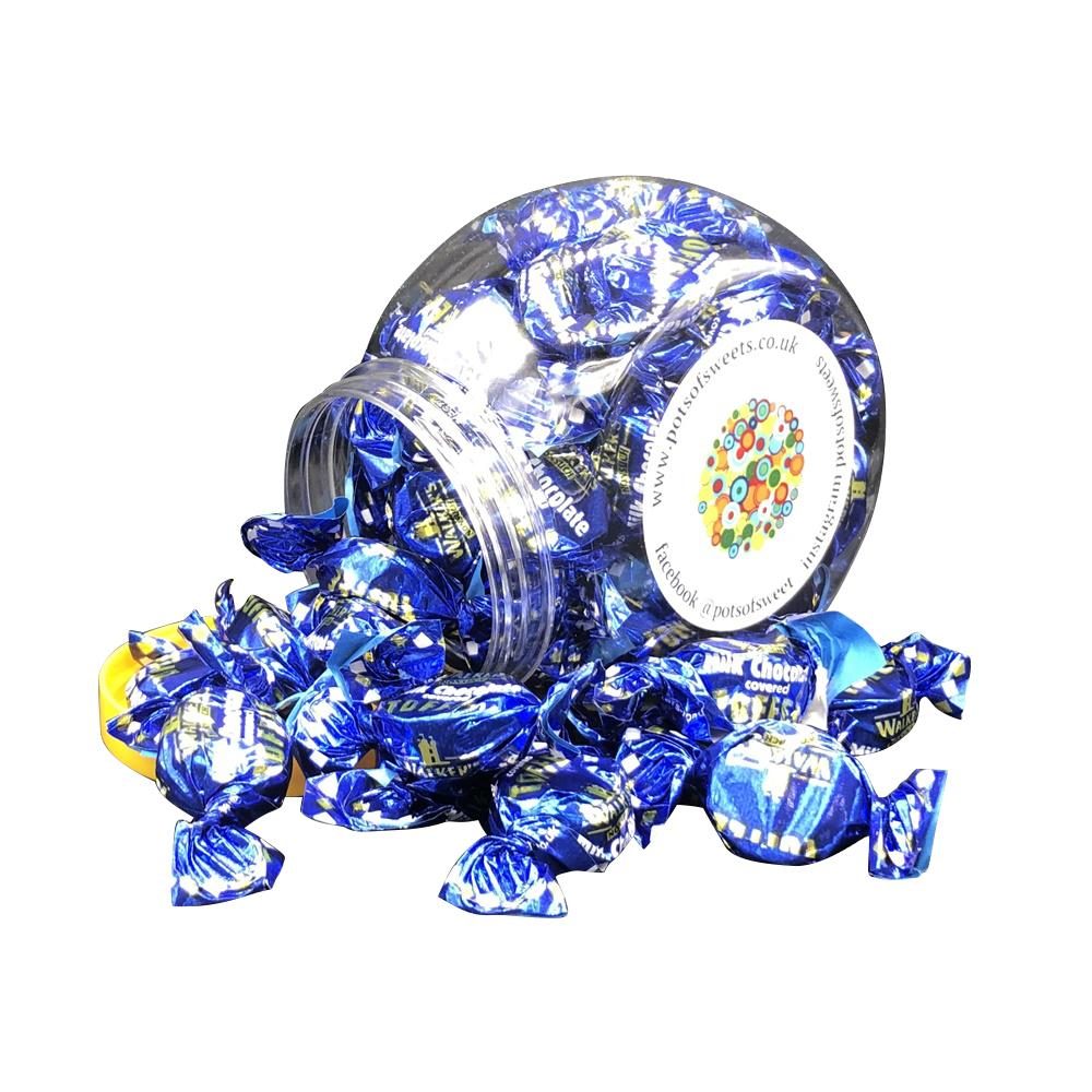 Individually Wrapped Walkers Nonsuch Milk Chocolate Toffees