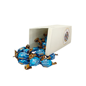 250g Carton of Walkers Individually Wrapped Salted Caramel Toffees Sweet
