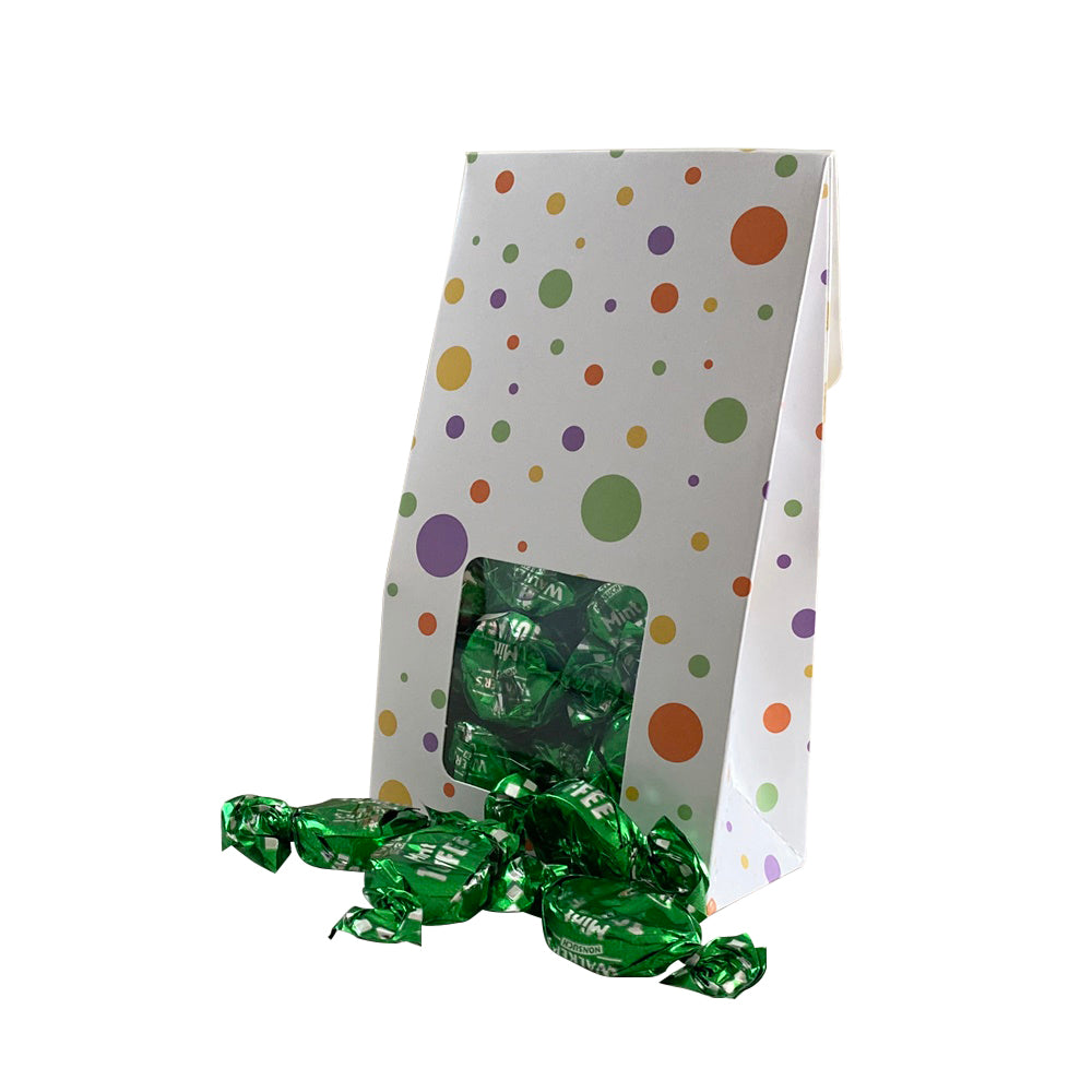 Load image into Gallery viewer, 200g Walkers Individually Wrapped Mint Toffees Sweet Gift Box