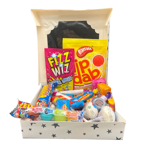Star Box of Classic Retro Sweets