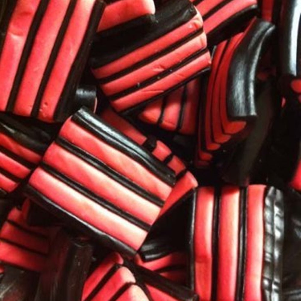 Strawberry Flavoured Liquorice