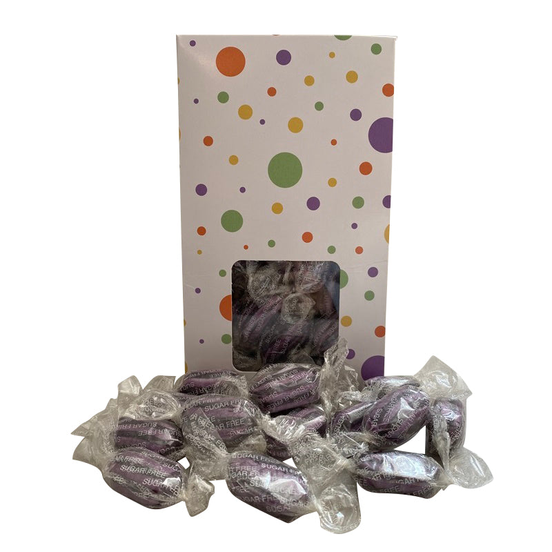Stockleys Sugar Free Blackcurrant and Liquorice Gift Box
