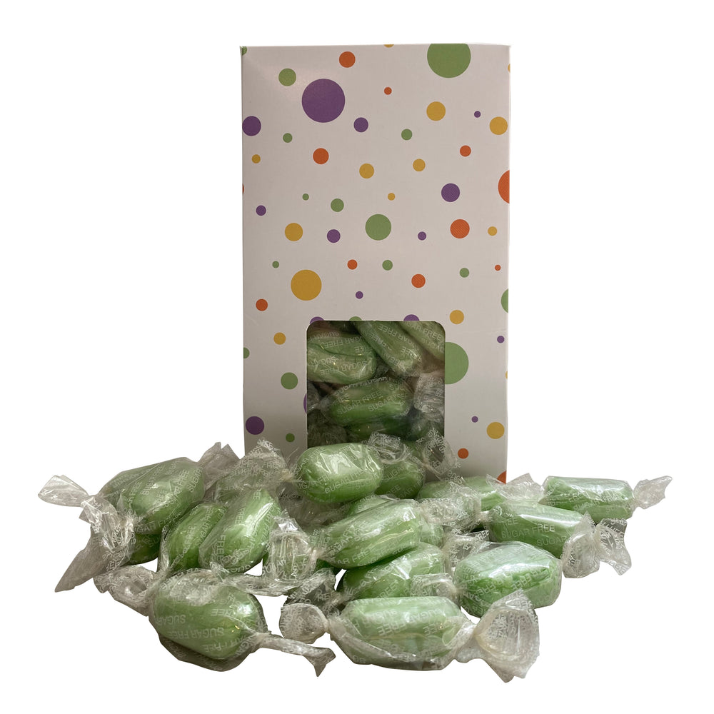 Load image into Gallery viewer, Stockleys Sugar Free Chocolate Limes Gift Box