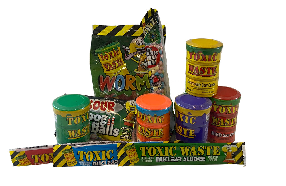 Toxic Waste Collection