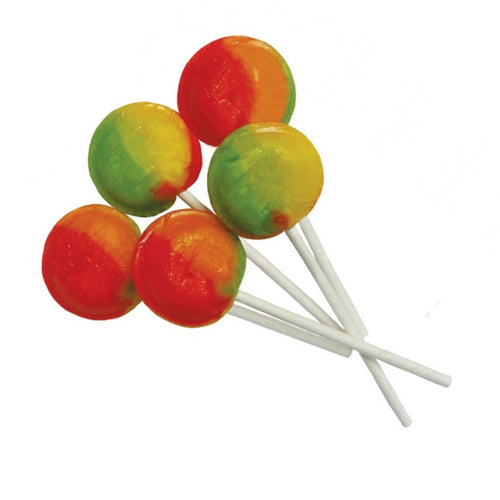 5 Tropical Flavour Mega Lollies