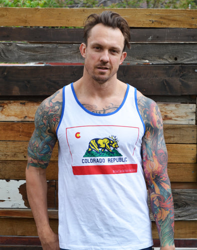 Colorado Republic Unisex Tank