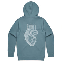 Load image into Gallery viewer, Heart of the City MHUWD - Slate Hoody
