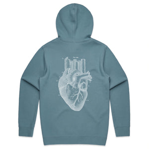 Heart of the City MHUWD - Slate Hoody