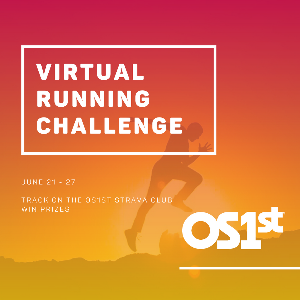 OS1st Virtual Running Challenge x3