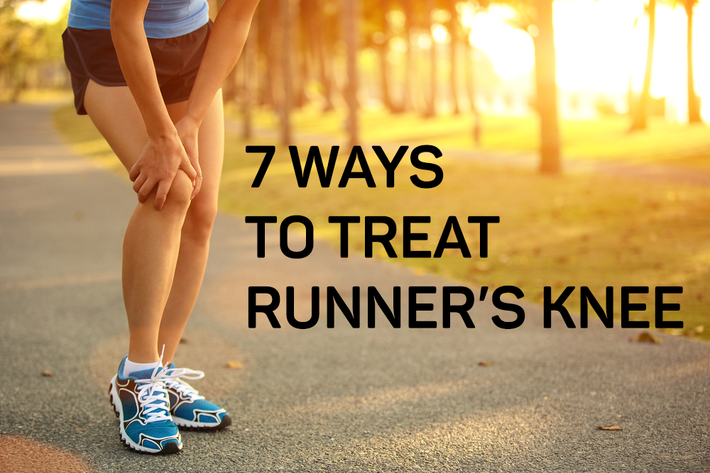 7 Ways to Treat Runners Knee