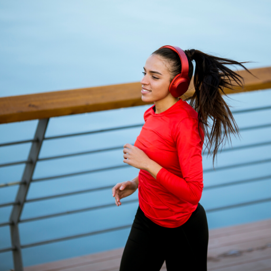The Best Running Playlists