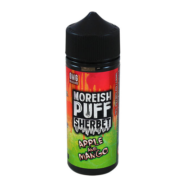 Moreish Puff - 100ml - Sherbet Apple & Mango