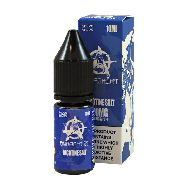 Anarchist - Blue 10ml Salt E-Liquid