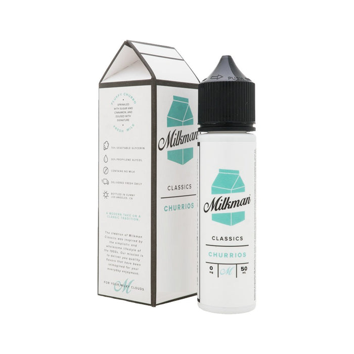 The Milkman - 50ml - Churrios