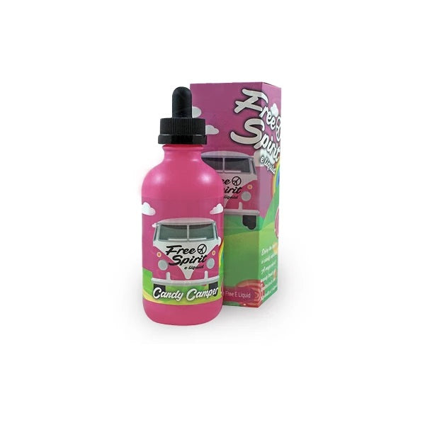 Momo - Candy Camper 100ml E-Liquid